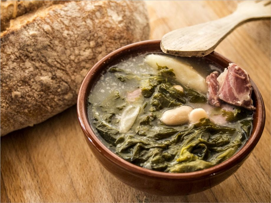 caldo gallego platos gallegos