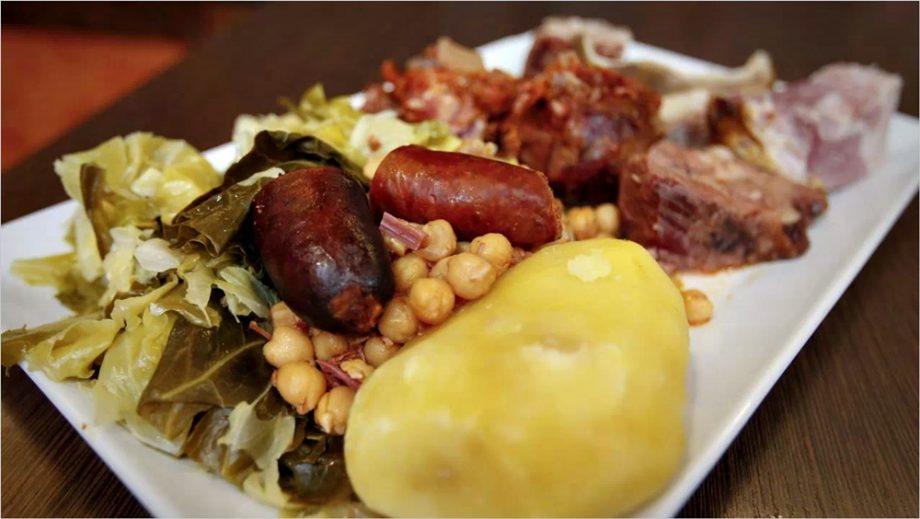 cocido gallego platos gallegos